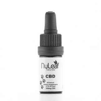 NuLeaf Full Spectrum Pet CBD Oil