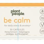 Plant-People-Be-Calm-Capsules-Back for sale
